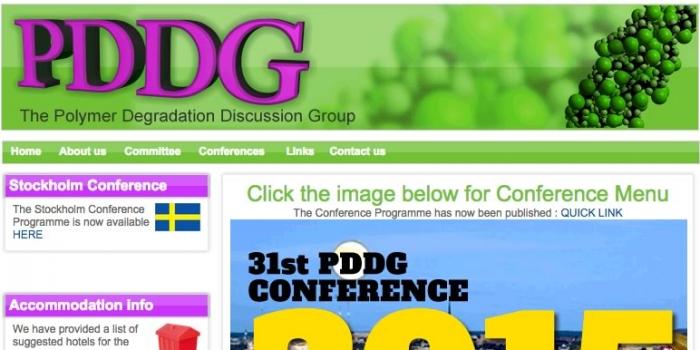 PDDG Conference 2015 Schedule – Stockholm