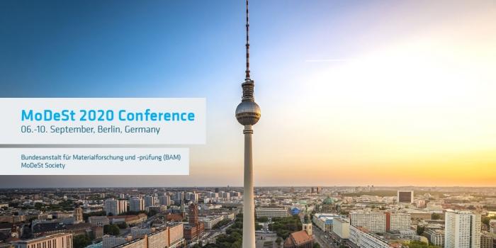 MoDeSt 2020, Berlin, 6-10/9/20